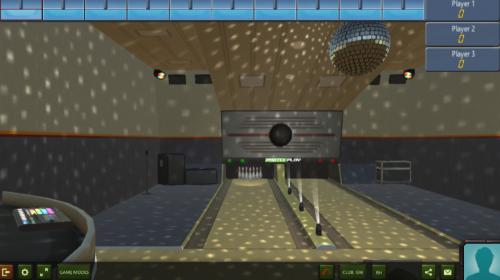 Capture #6 - Simulateur de bowling