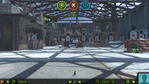 Capture #10 - Simulateur de tir